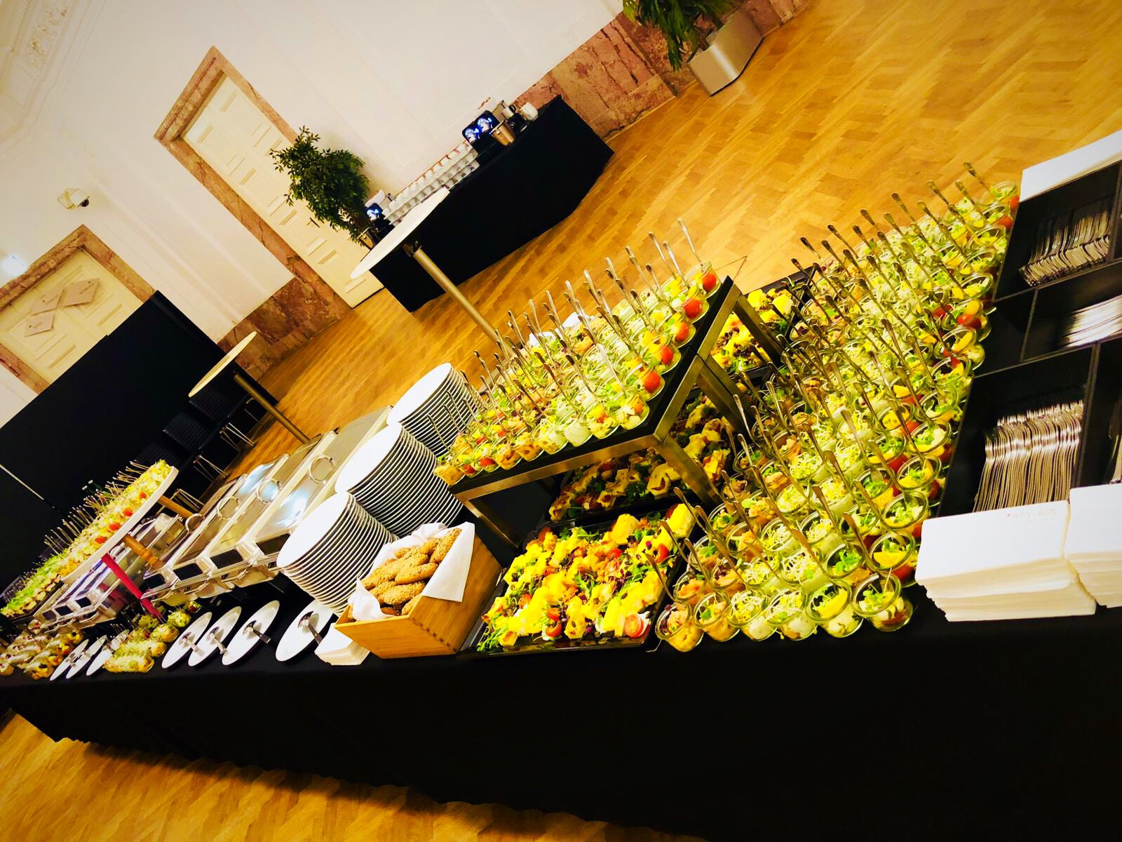 Marketing Konferenz Catering