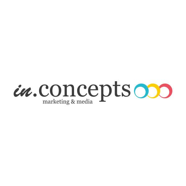 Logo von inconcepts marketing & media