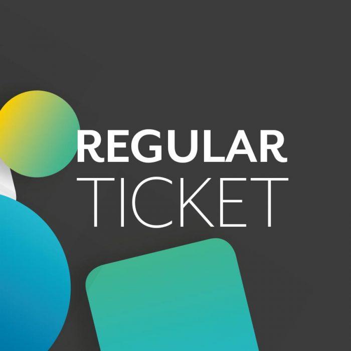 Regular Ticket - MaCon 2019